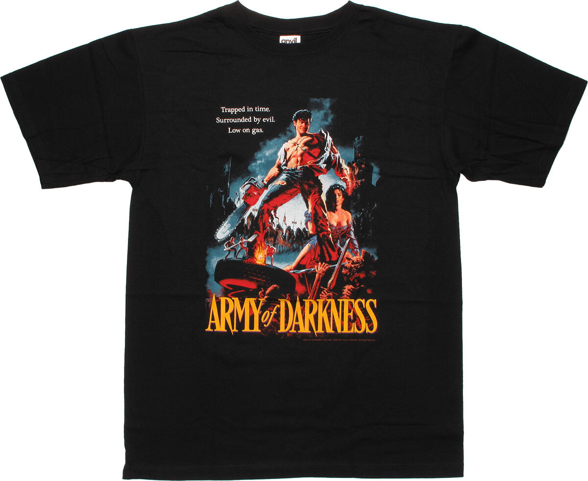 Army of Darkness Poster T-Shirt
