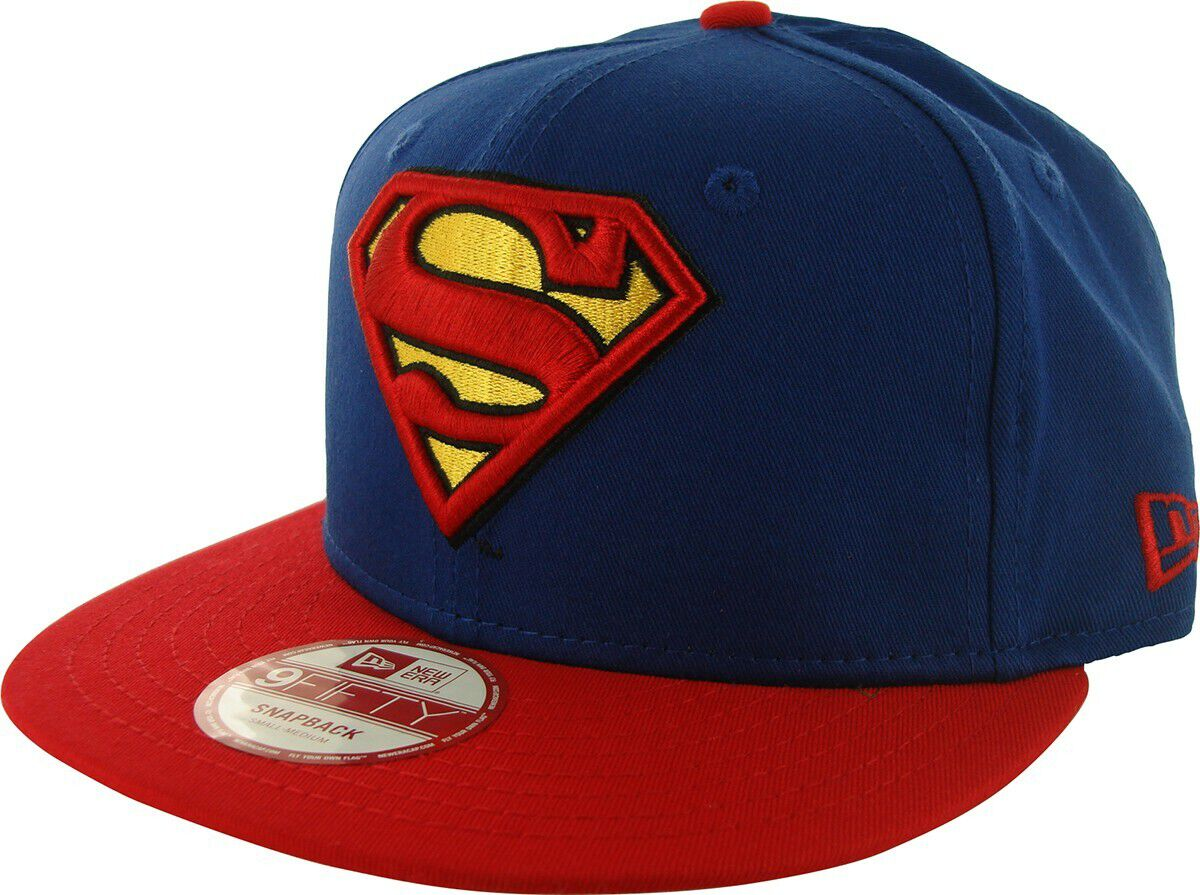 Superman Traditional Logo 9FIFTY Hat