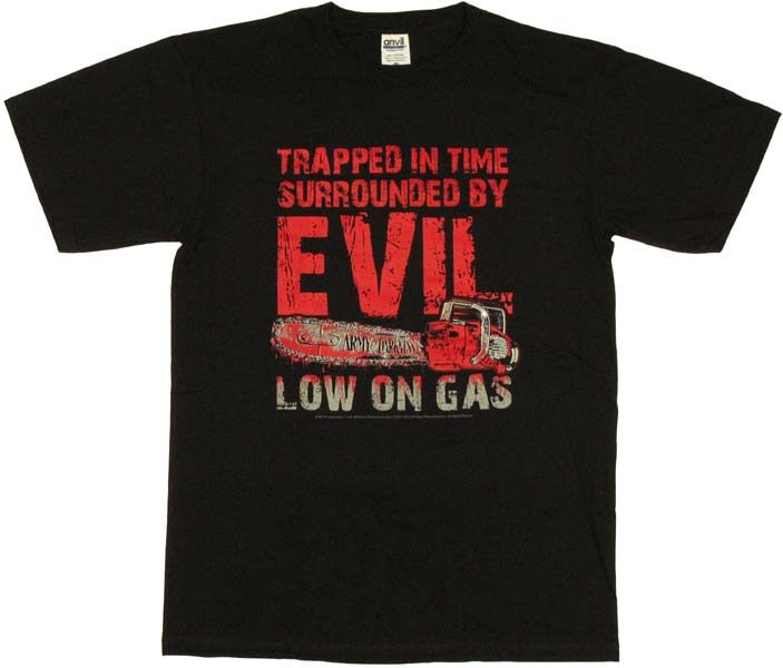 Army of Darkness Gas T-Shirt