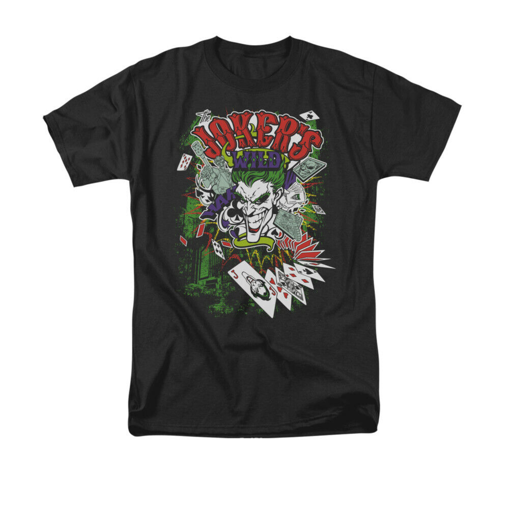 Joker Joker's Wild T-Shirt