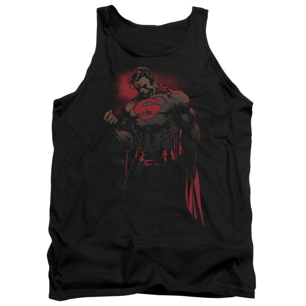 Superman Fists Tank Top