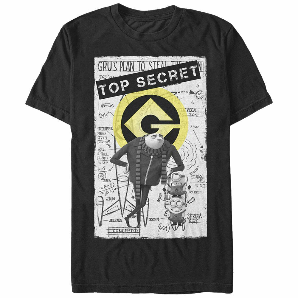 Despicable Me Moon Heist T-Shirt