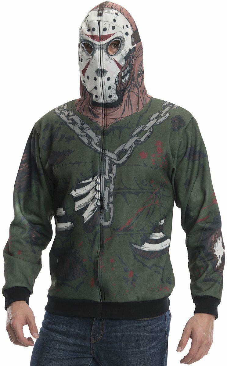 Friday the 13th Jason Costume Hoodie