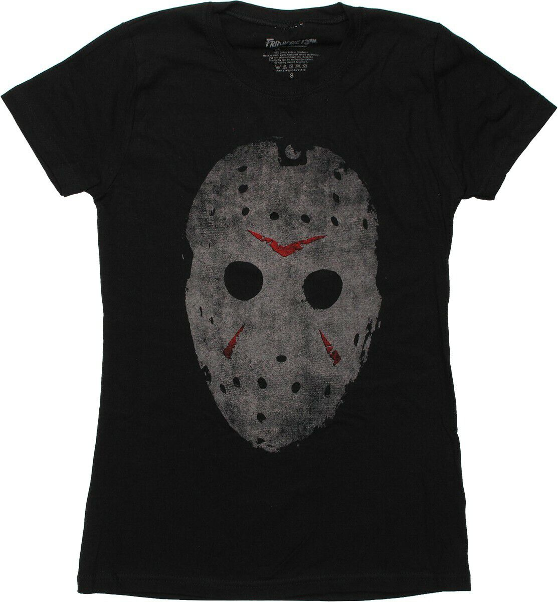 Friday the 13th Jason Mask Baby Tee