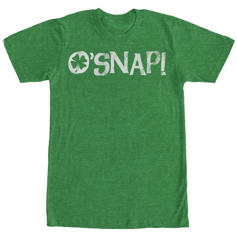Irish O Snap T-Shirt