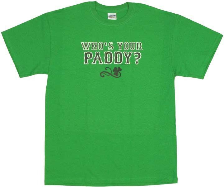 Irish Paddy T-Shirt