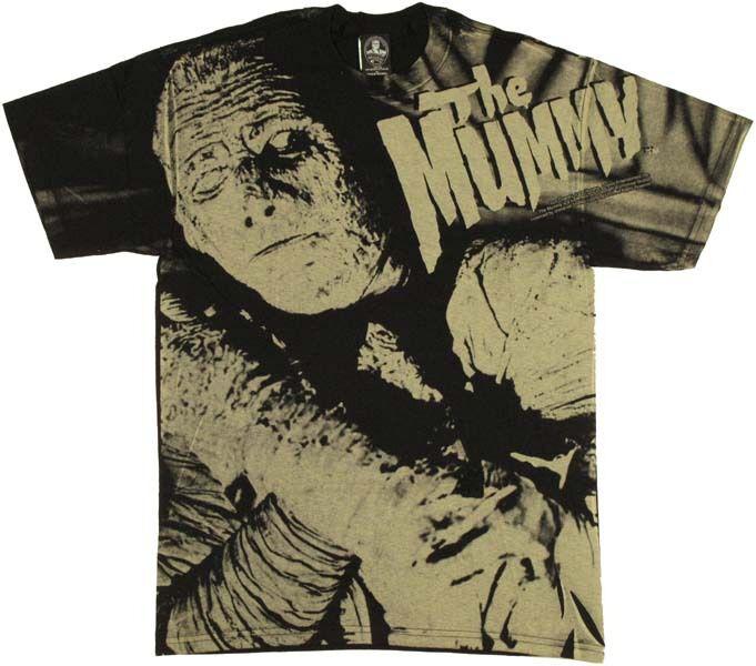 The Mummy Big T-Shirt