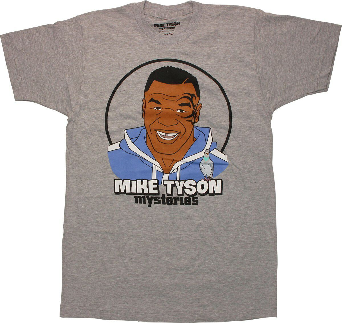 Mike Tyson Mysteries Big Smile T-Shirt