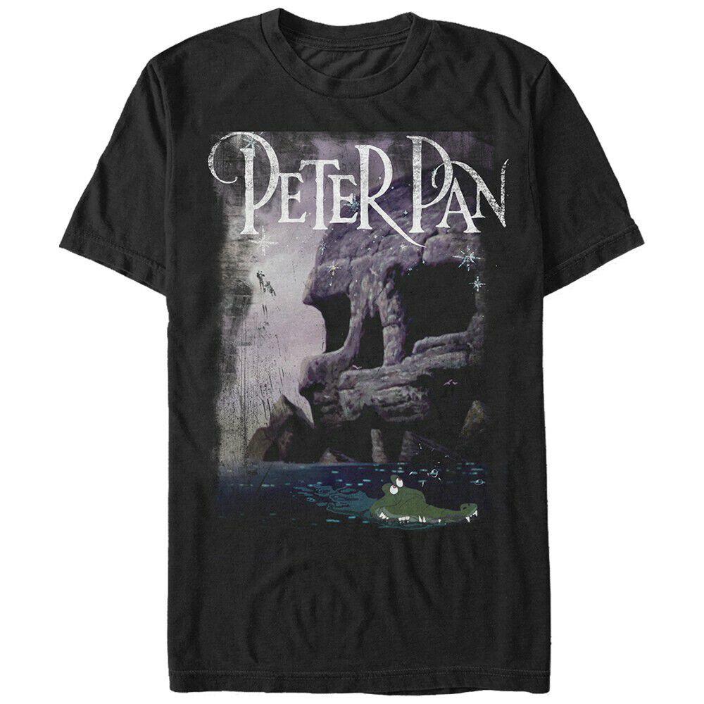Peter Pan Skull Rock Croc T-Shirt
