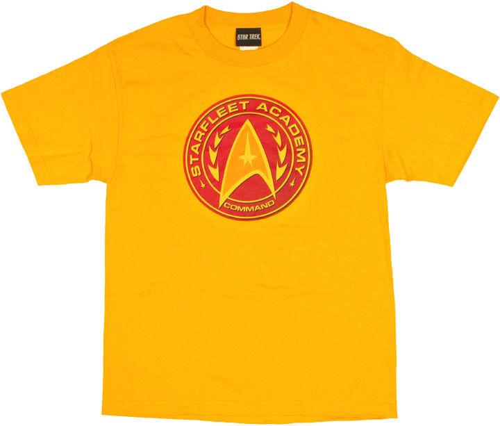 Star Trek Academy Command T-Shirt