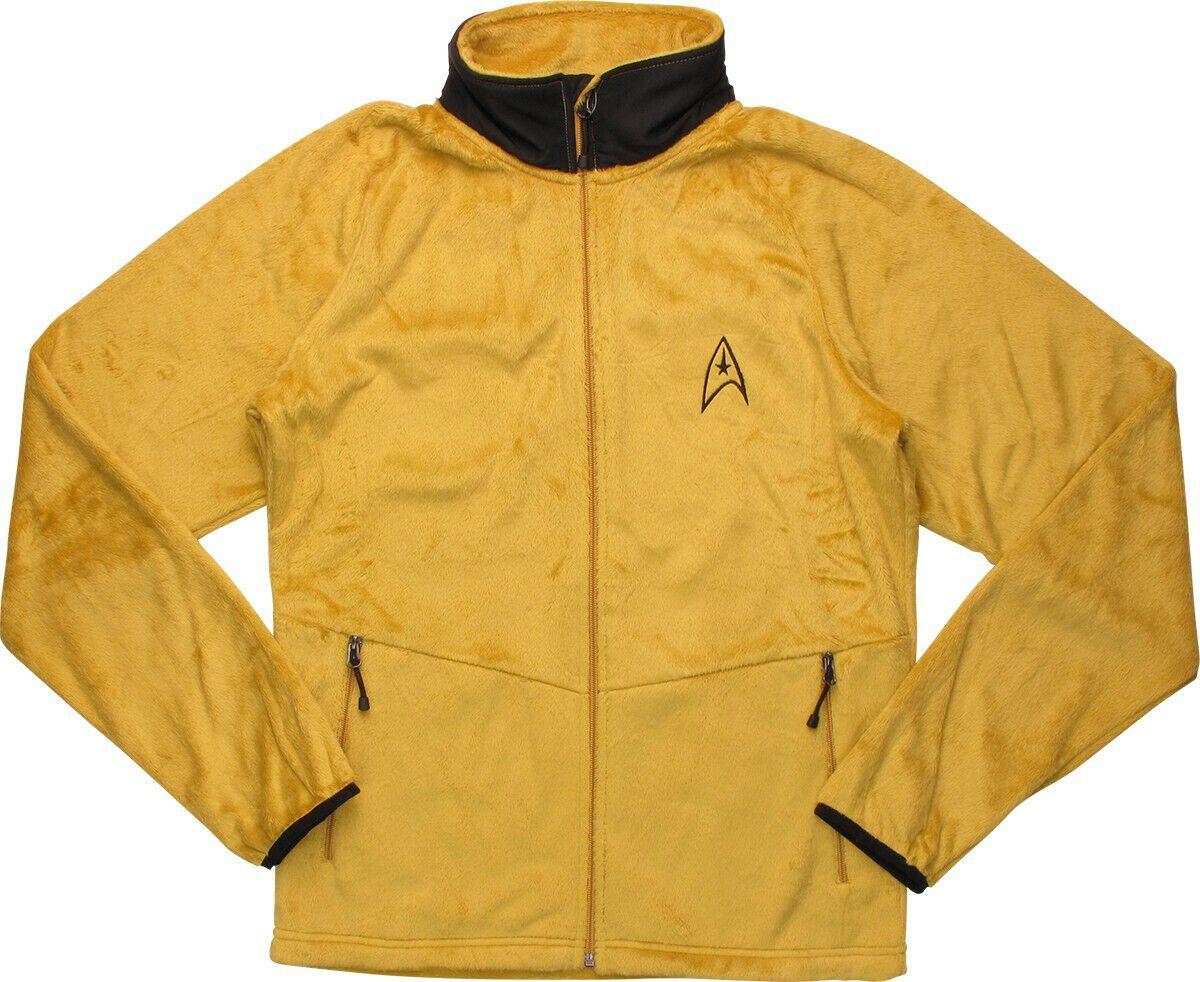Star Trek TOS Command Fleece Jacket