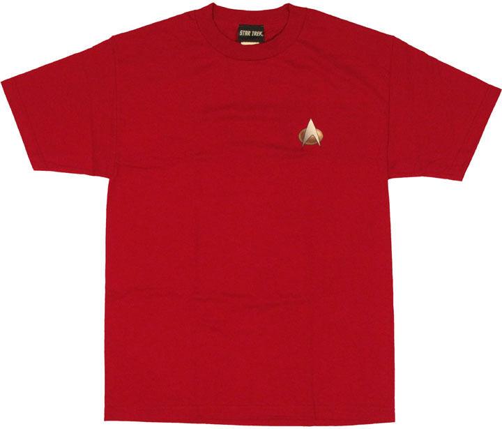 Star Trek TNG Command T-Shirt