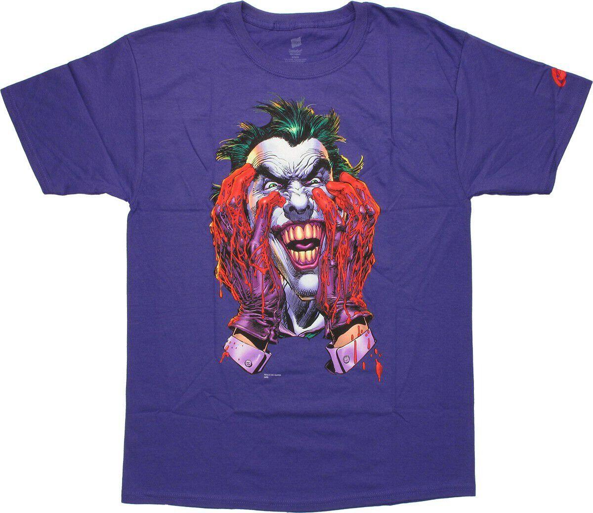 Joker Bloody Hands T-Shirt