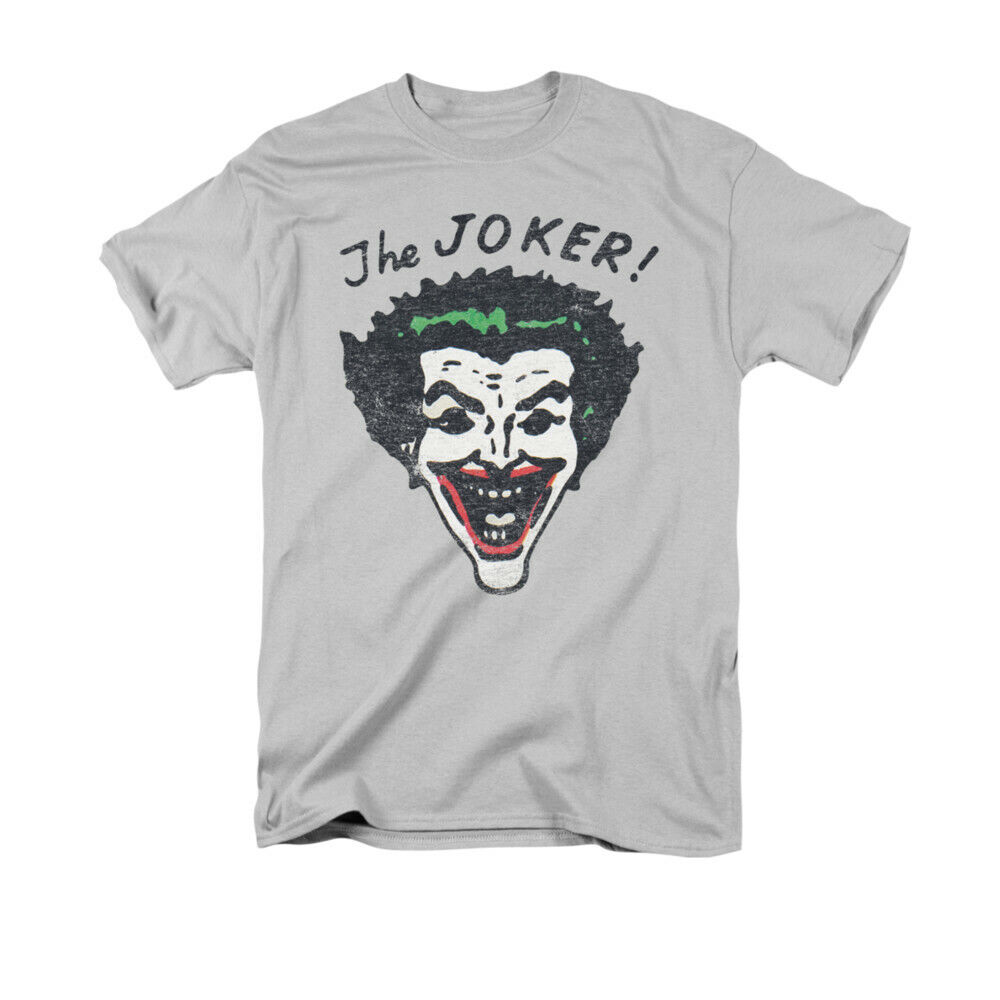 Joker Retro Joker Head T-Shirt