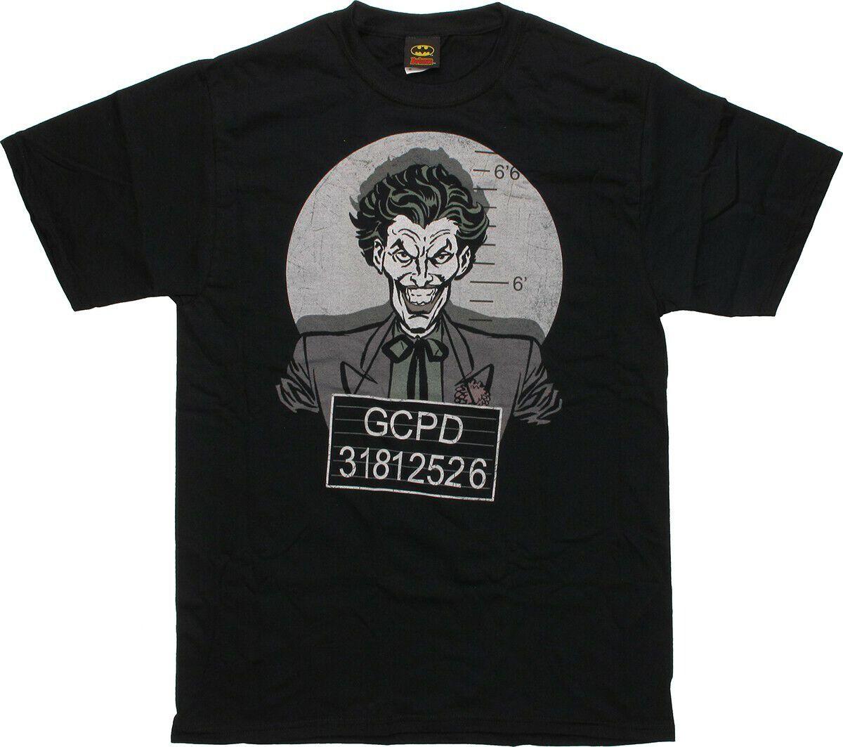 Joker GCPD T-Shirt