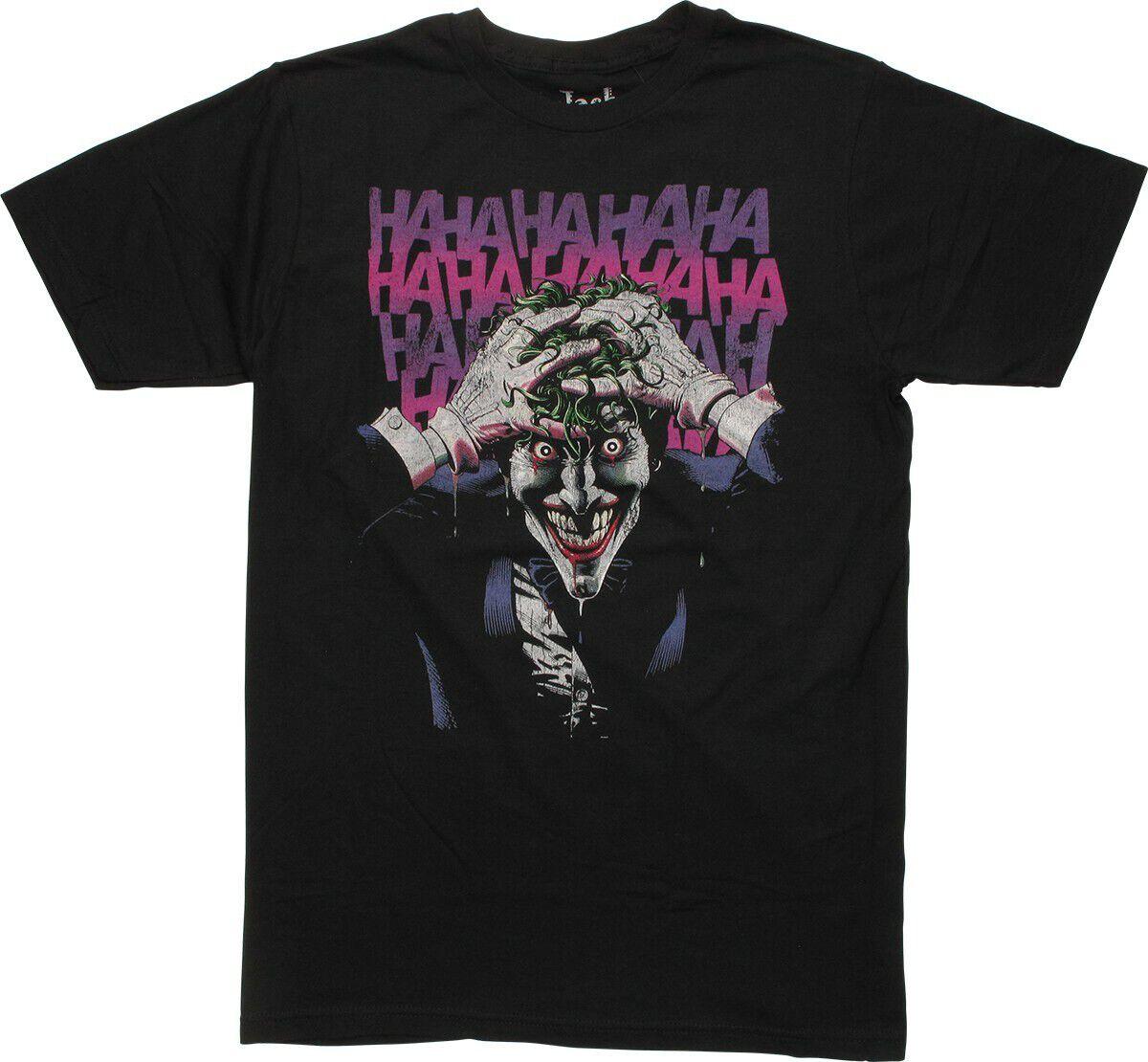 Joker Killing Joke T-Shirt Sheer