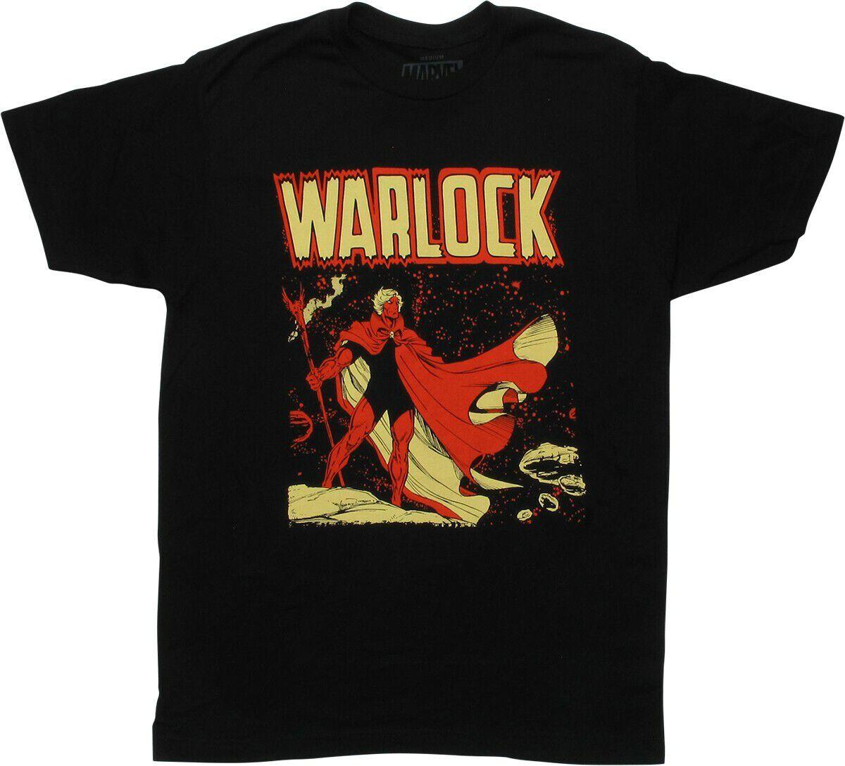Guardians of the Galaxy Adam Warlock Black T-Shirt