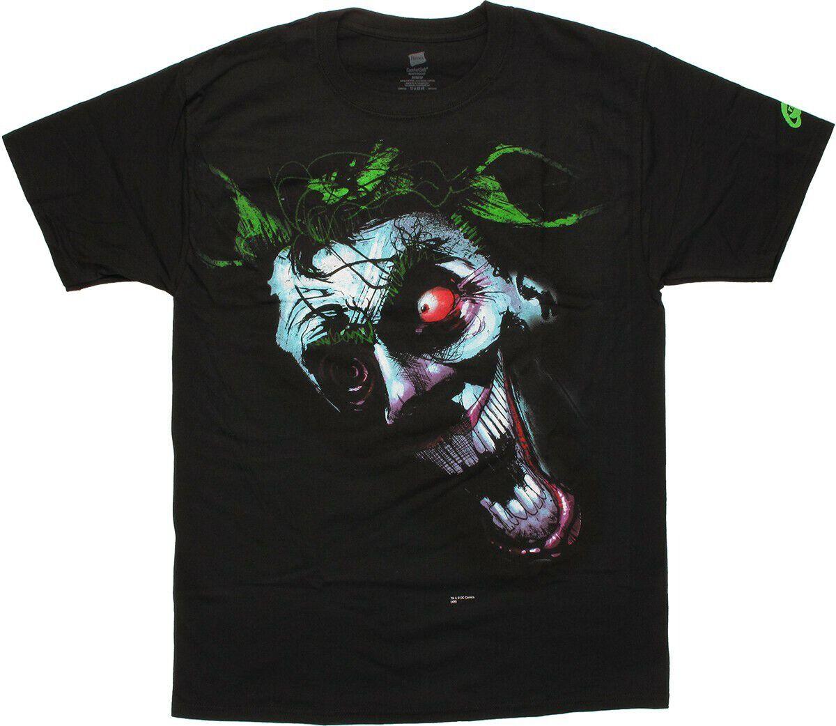Joker Crazy T-Shirt