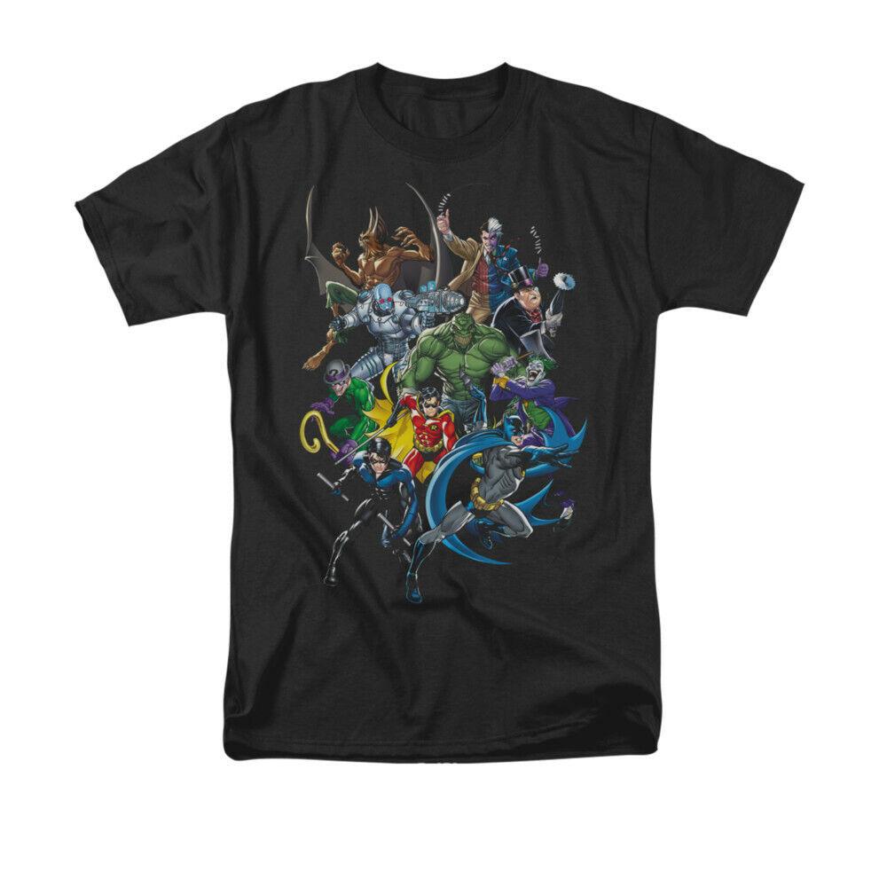 Justice League Saints And Psychos T-Shirt