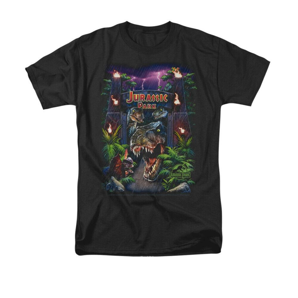 Jurassic Park Welcome T-Shirt