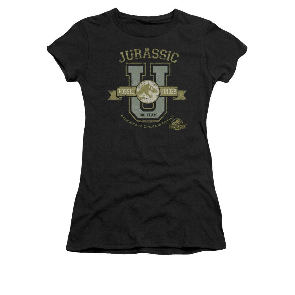 Jurassic Park Jurassic U Juniors T-Shirt