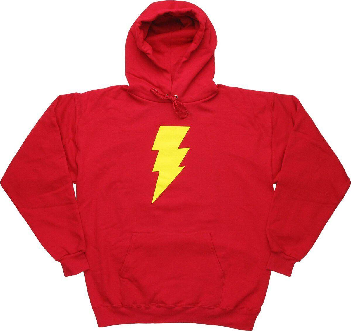 Shazam Logo Hoodie