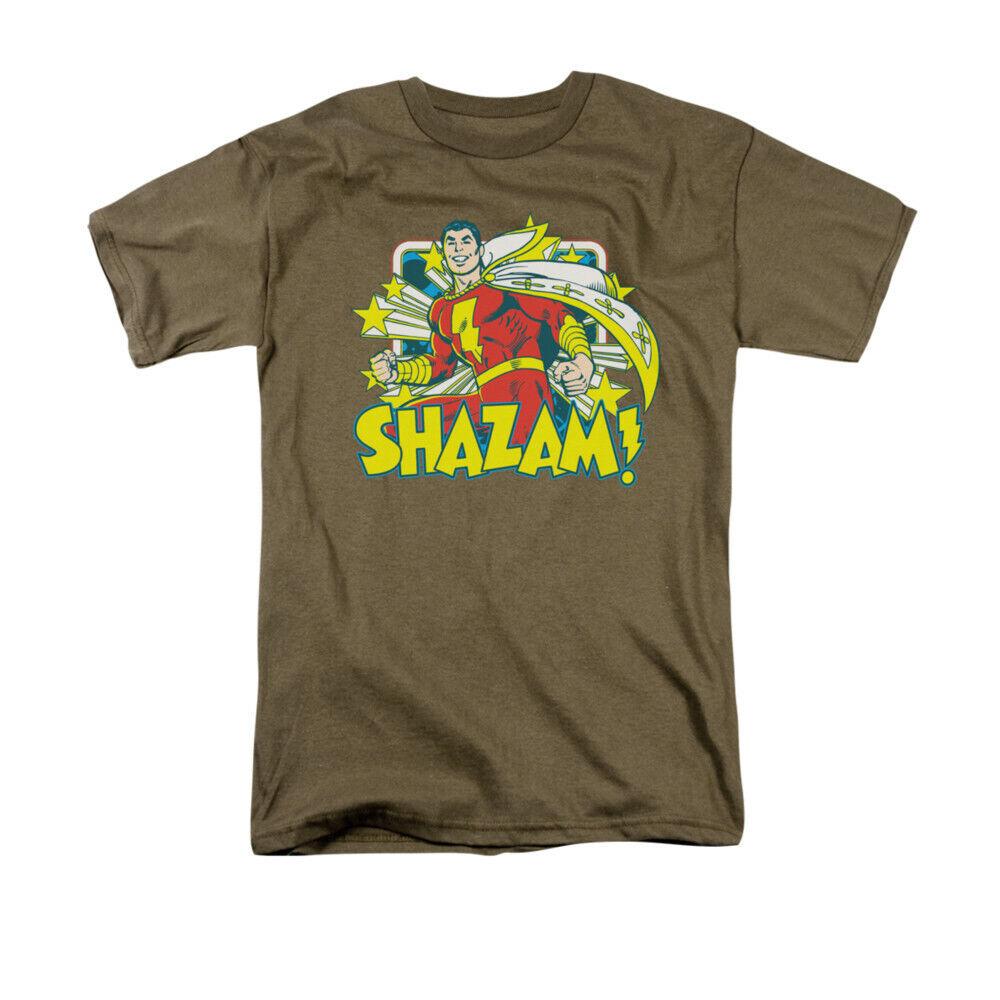 Shazam Star Name T-Shirt