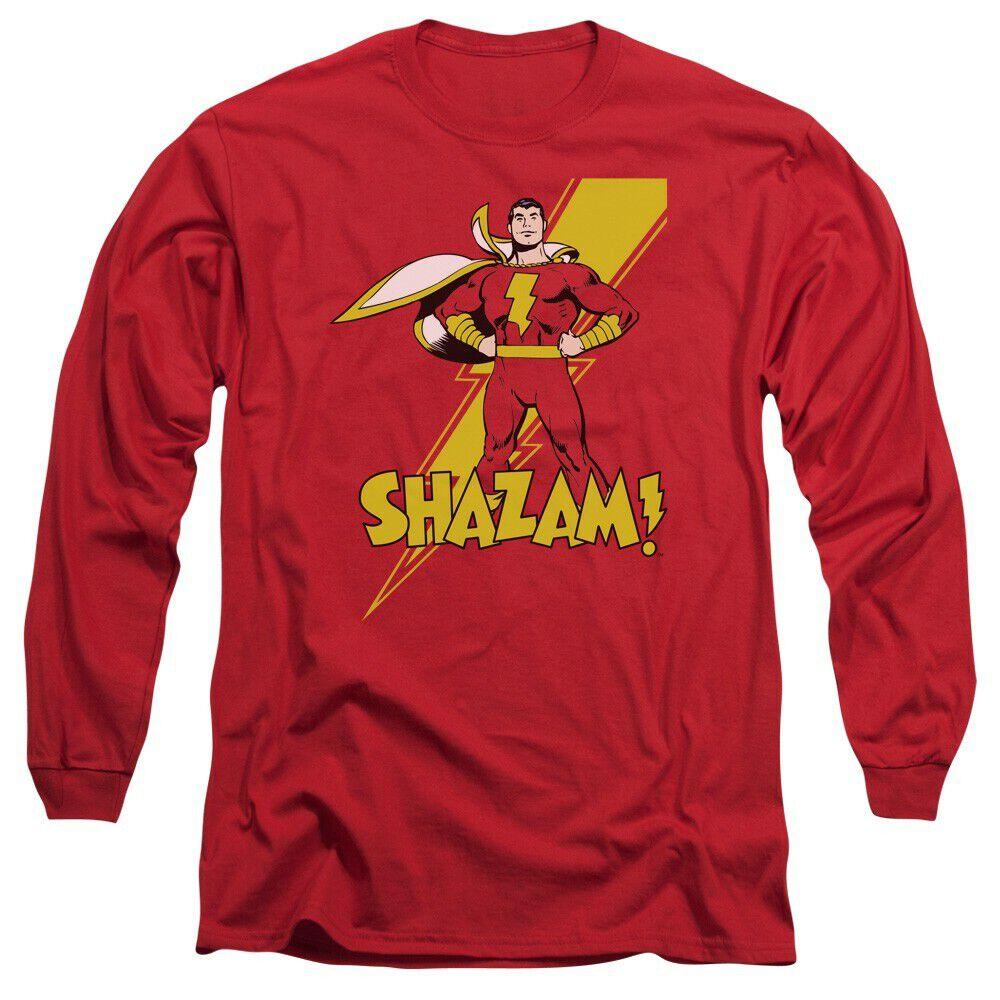 Shazam Tall Long Sleeve T-Shirt