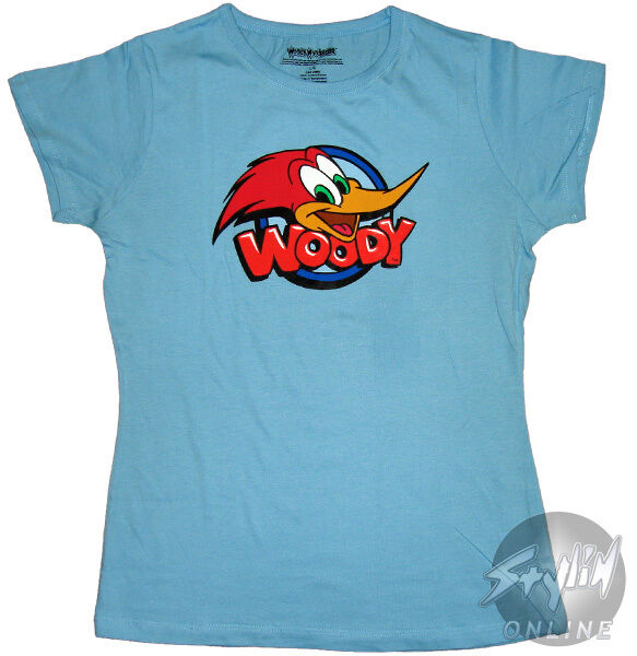 Woody Woodpecker Face Baby Tee