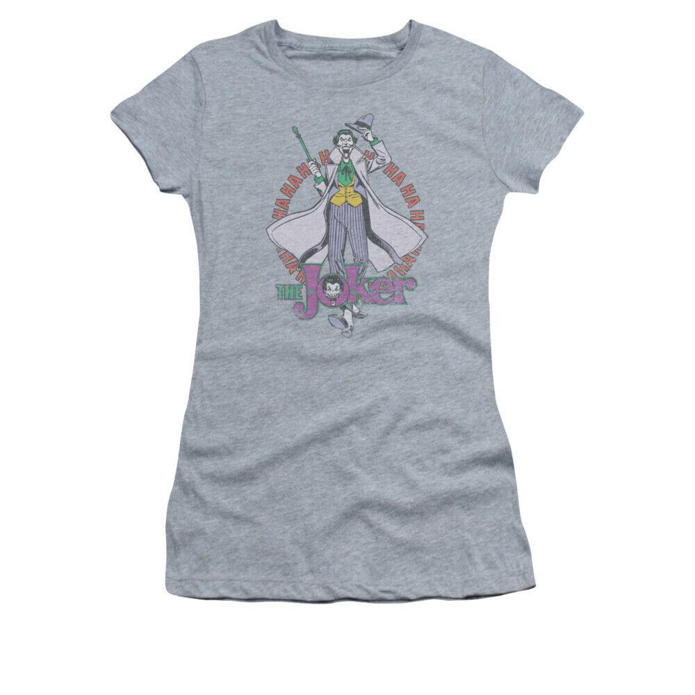 Joker Maniacal Juniors T-Shirt