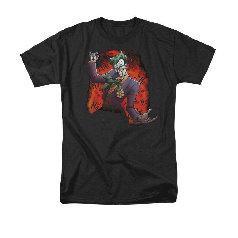 Joker Arms Wide T-Shirt