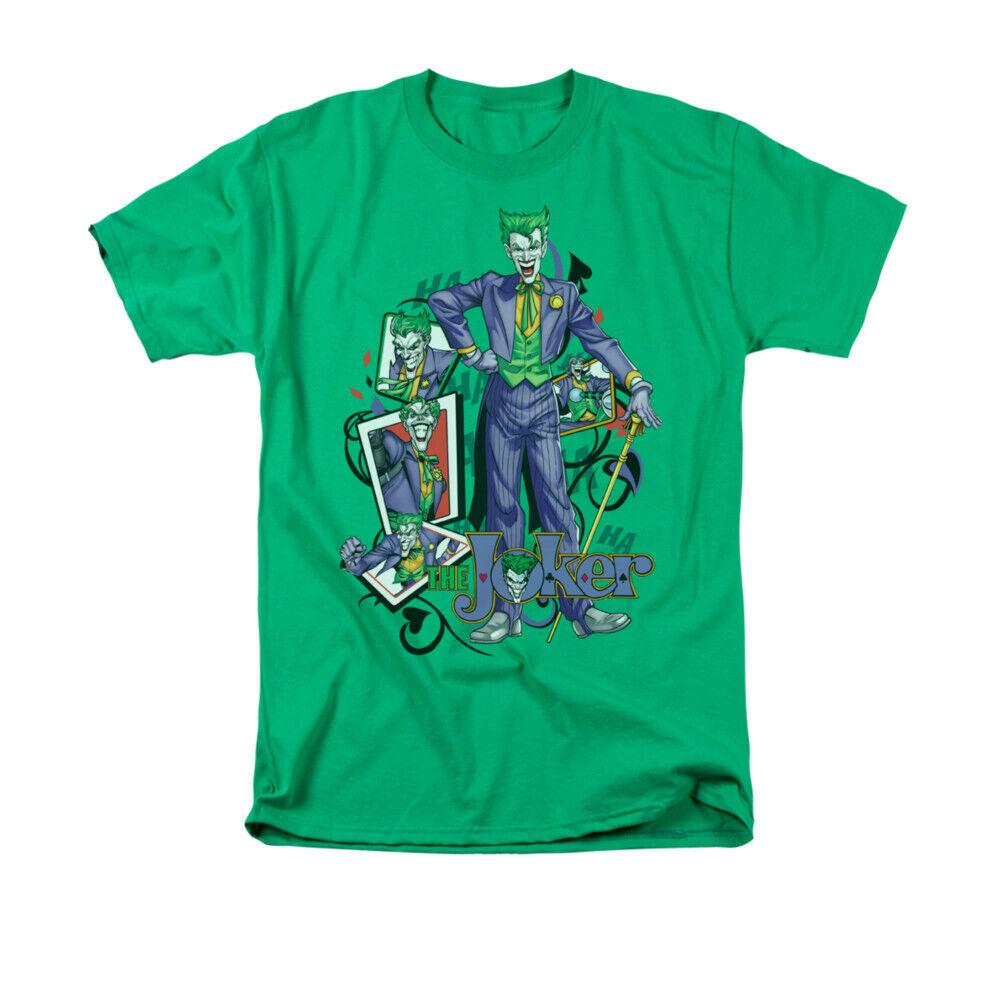 Joker Wild Cards T-Shirt