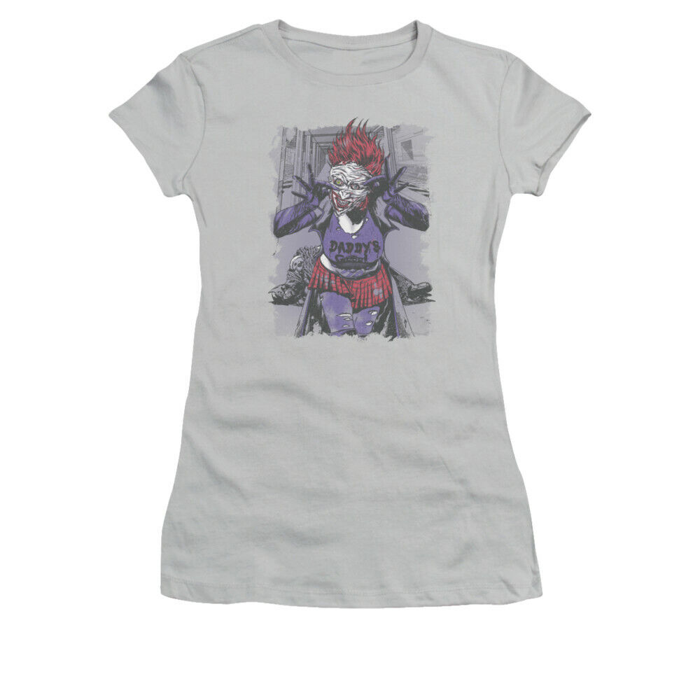 Joker Daughter Juniors T-Shirt