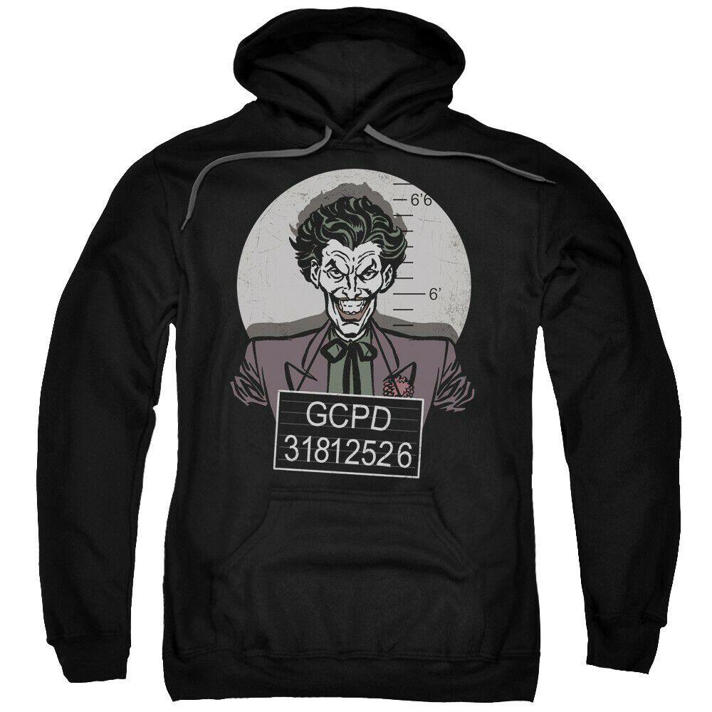 Joker GCPD Pullover Hoodie