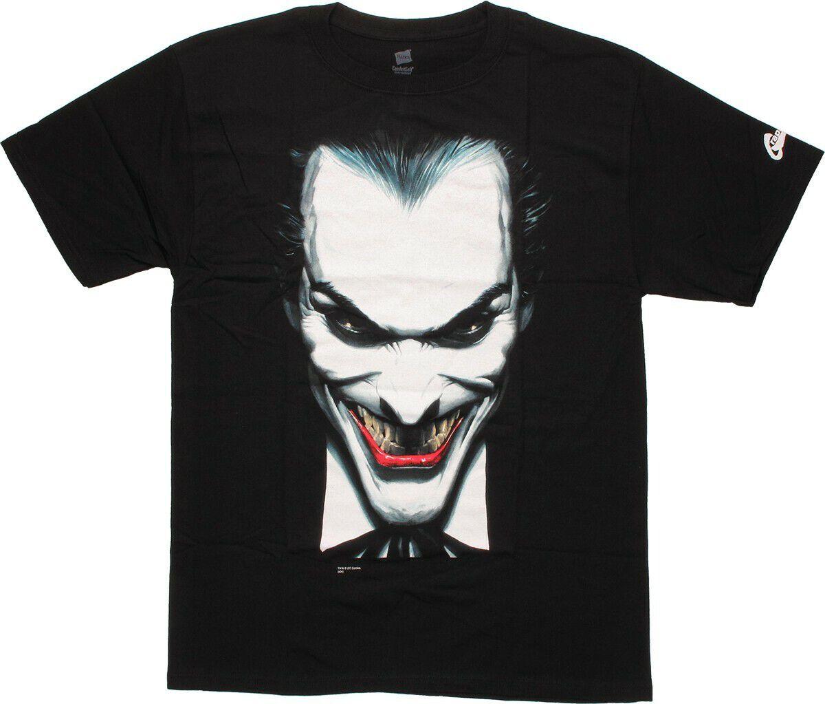 Joker Closeup Ross Shirt