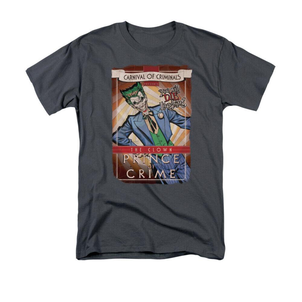 Joker Clown Prince T-Shirt