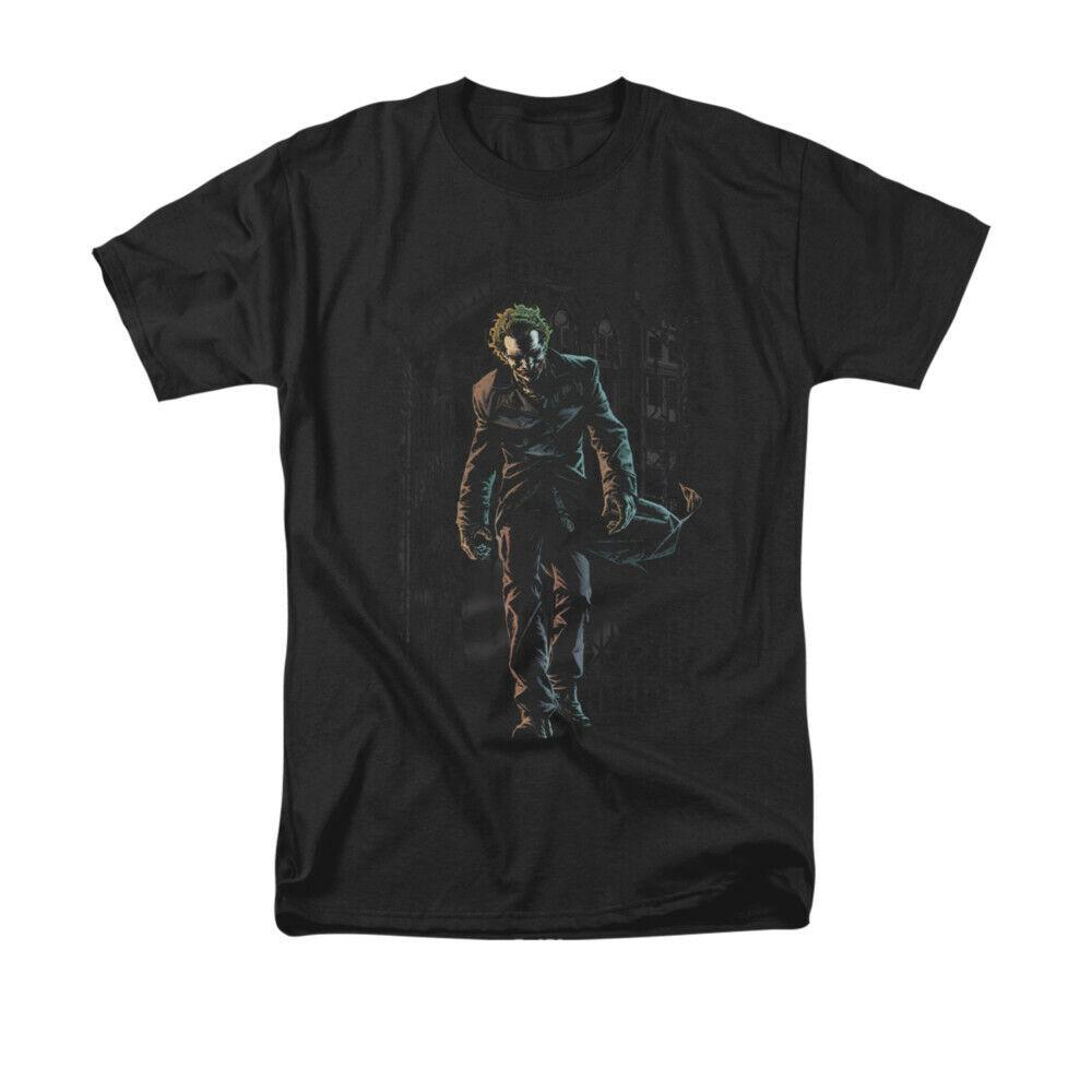 Joker Leaves Arkham T-Shirt
