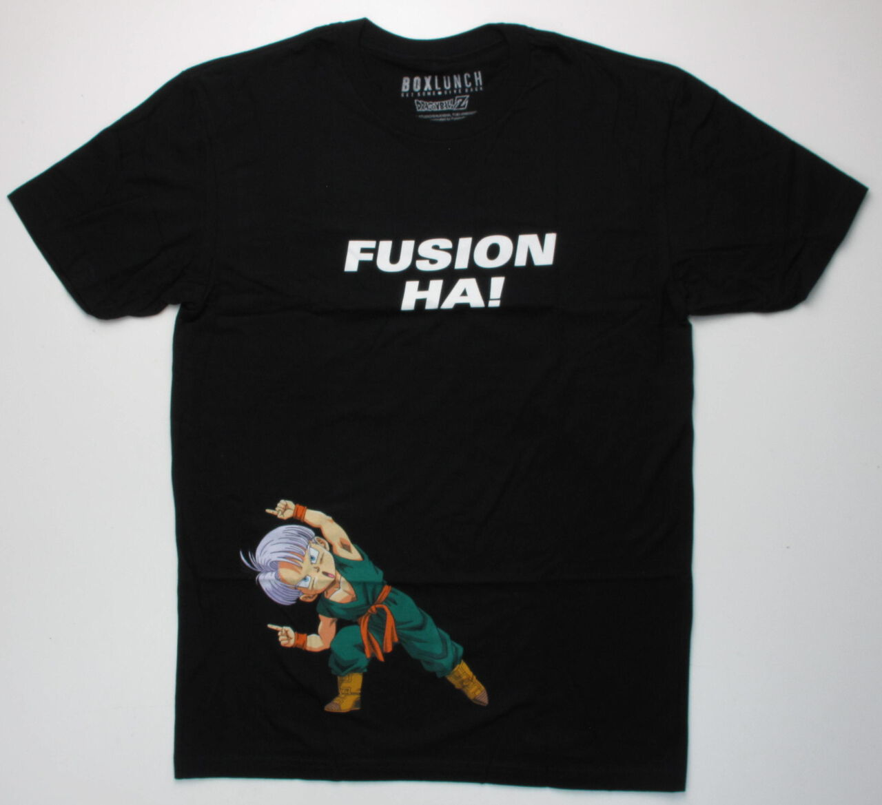 Dragon Ball Z Fusion Ha Trunks T-Shirt