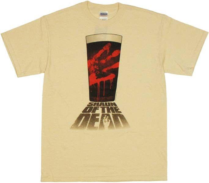 Shaun of the Dead Logo T-Shirt