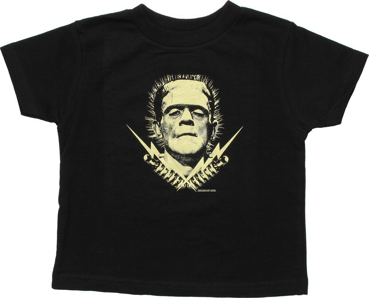 Frankenstein Transformers Toddler T-Shirt