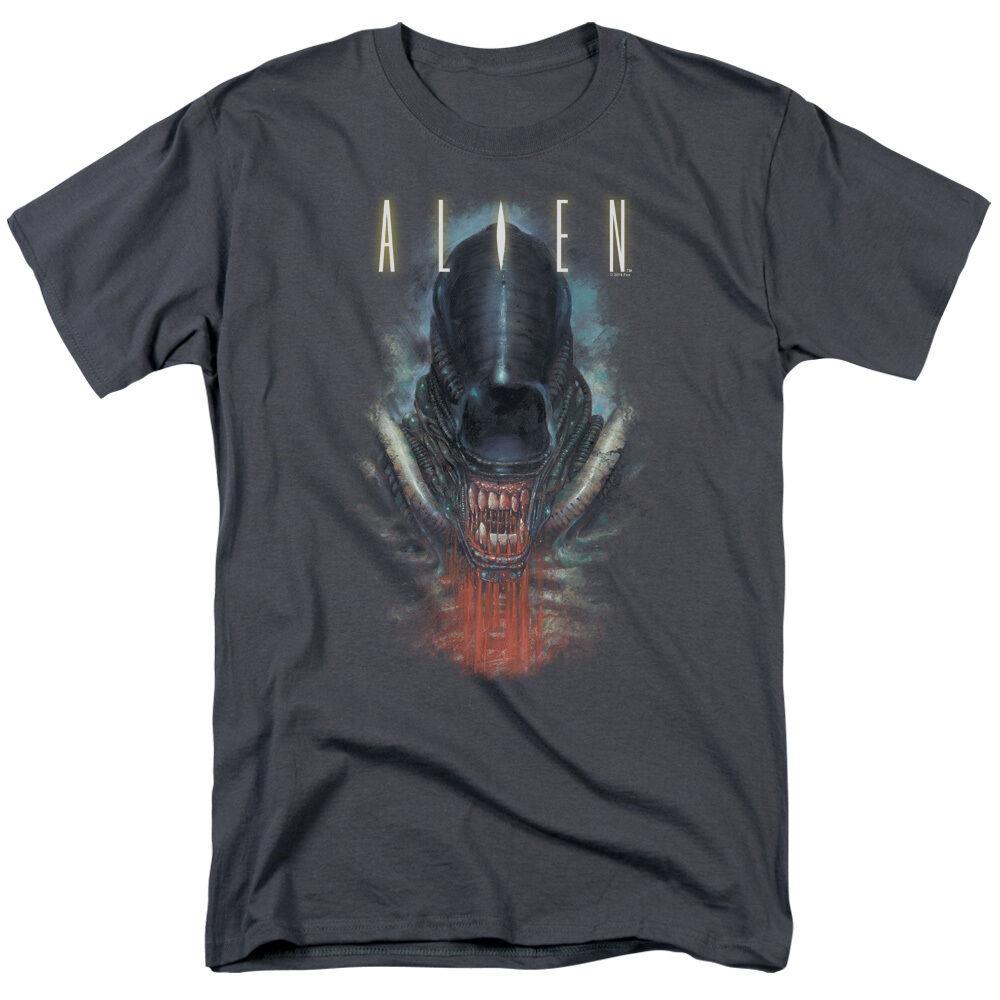 Alien Bloody Jaw T-Shirt