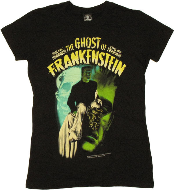 Ghost of Frankenstein Baby Tee
