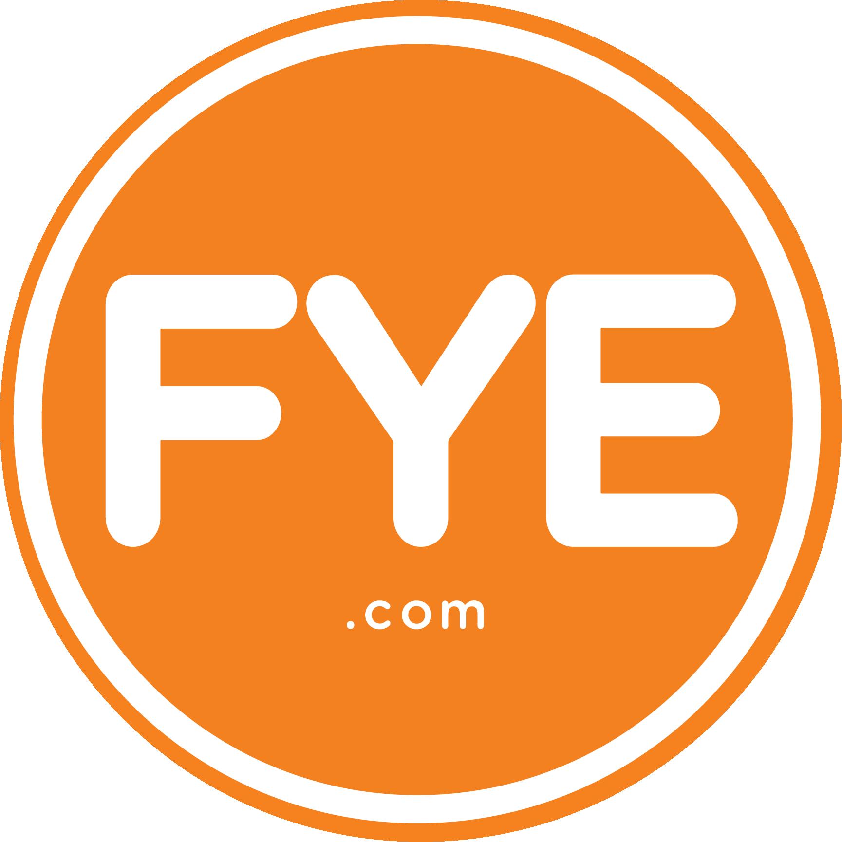 FYE.com logo