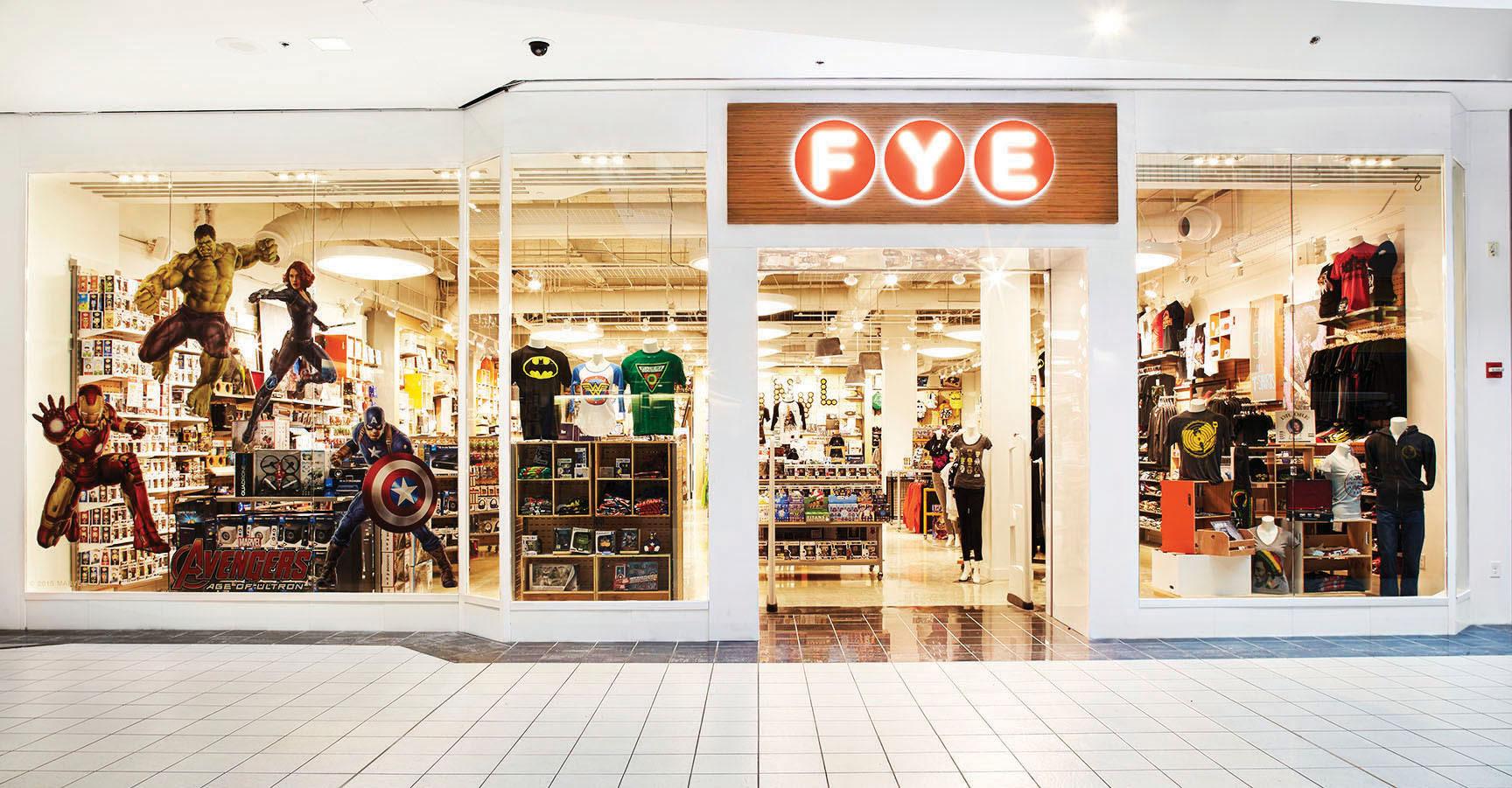 FYE Store