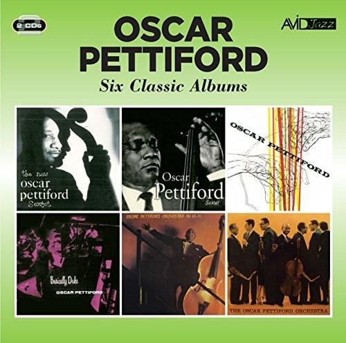 Oscar Pettiford - New Sextet / Sextet / Modern Quintet / Basically