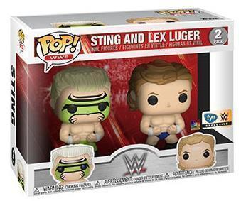Funko Pop!: WWE - Sting & Lex Luger 2 pack, , small