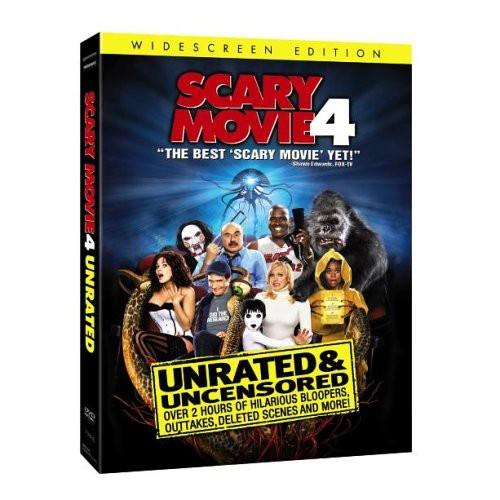 Scary Movie 4 [Unrated] [WS]