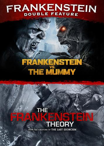 Frankenstein Double Feature: Frankenstein vs. the Mummy/The Frankenstein Theory, , small