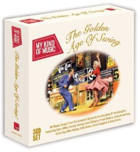 Various Artists - My Kind of Music -The Golden Age of Swing / Various