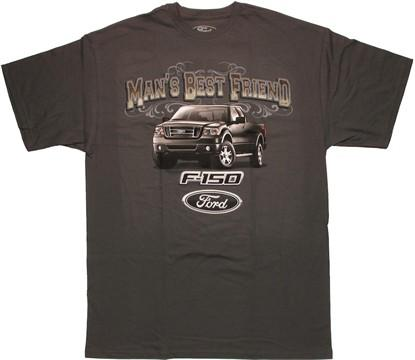 Ford F-150 Best Friend T Shirt